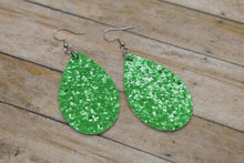 Load image into Gallery viewer, GREEN GLITTER MOMMY AND ME SET