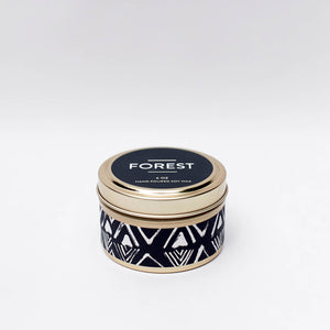 Partical Travel Candle