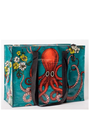 OCTOPUS SHOULDER TOTE by Blue Q