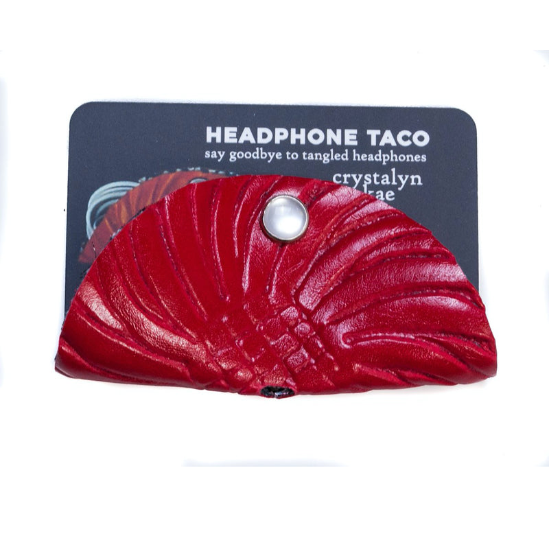 HEADPHONE TACO - VEGAN