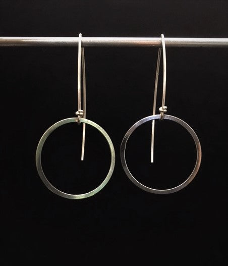 Sterling Circles on Long Wires