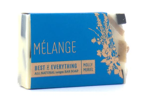 Molly Muriel 5 oz. Soap Bars