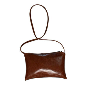 BOSSA NOVA MEDIUM CROSSBODY - ALE BROWN