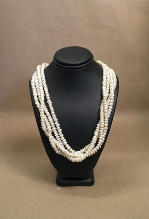 4 Strands of Pearls