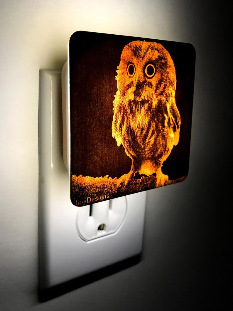 Boydesigns Owl Standard Night Light