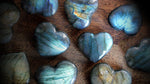 Crystal and Mineral Hearts