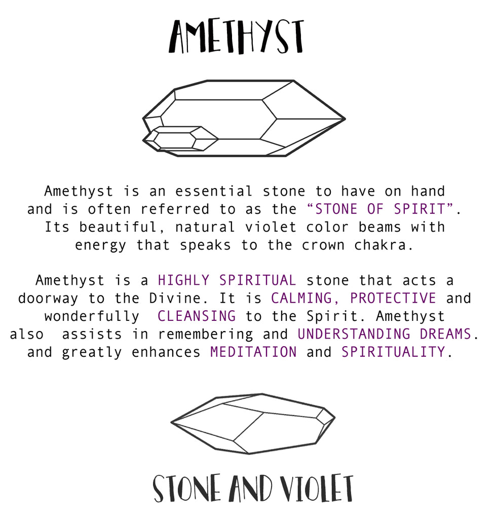 amethyst properties meaning uses