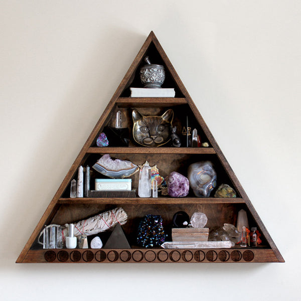 The Moon Phases EVERYTHING Shelf
