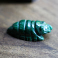 Malachite Insect Carving