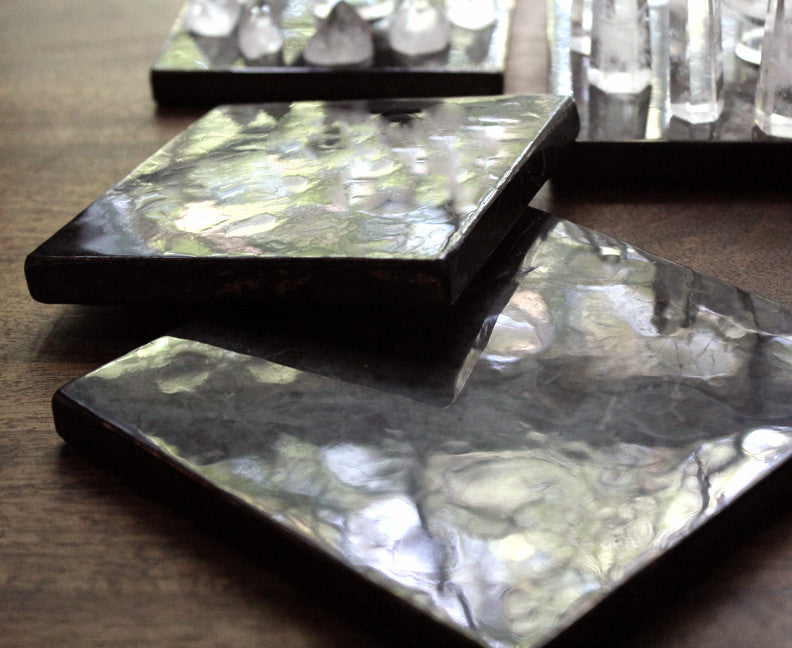 Shungite Cleansing & Charging Plate
