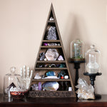 "The Mama Sacred Geometry Shelf - 23"" tall"