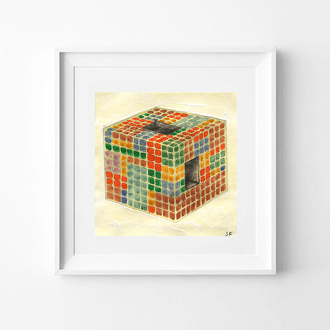 Cube 2 BY SHANNON FRESHWATER