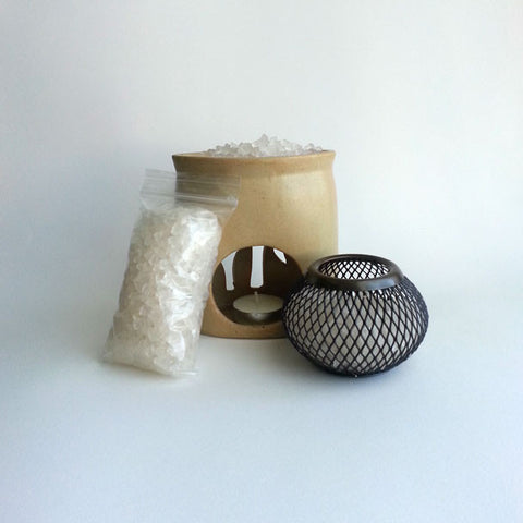 ALL-NATURAL FRAGRANCE CRYSTALS, 4 OZ PACKAGE, HANDMADE EXCLUSIVELY FOR ANNA SEE