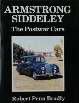 Armstrong Siddeley - The Postwar Cars