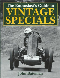 The Enthusiast's Guide to Vintage Specials