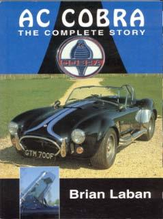 AC Cobra - The Complete Story