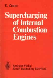 Supercharging of Internal Combustion Engines