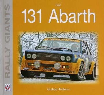 Rally Giants - Fiat 131 Abarth
