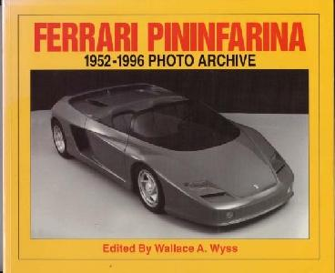Ferrari Pininfarina - 1952-1996 Photo Archive