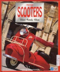 Motor Scooters - Colour Family Album