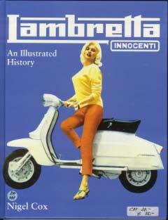 Lambretta innocenti - an illustrated history