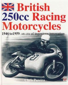 British 250cc Racing Motorcycles