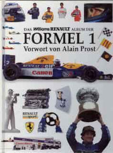 Das Williams Renault Album der Formel 1