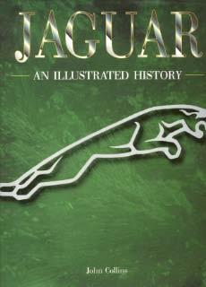 Jaguar - an illustrated history