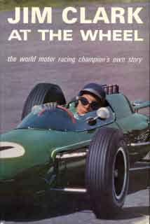 Jim Clark - At the Wheel