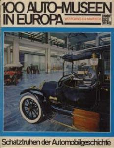 100 Auto-Museen in Europa