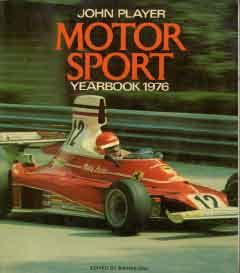 John Player Motor Sport Yearbook 1976