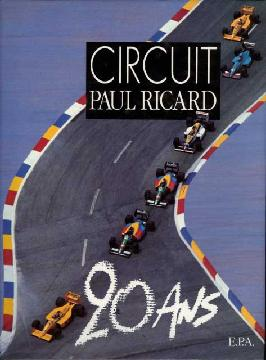 Circuit Paul Ricard, 20 ans