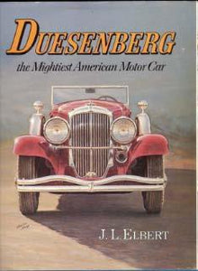 Duesenberg - The mightest American Motor Car