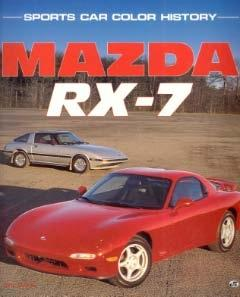 Mazda RX-7 Sports Car Color History