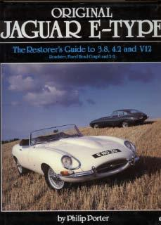 Original Jaguar E-Type