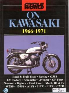 Cycle World on Kawasaki 1966-1971