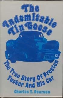 The indomitable Tin Goose