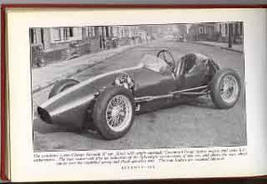 Racing Car Review - First Impression, 1956