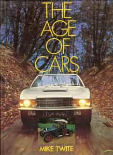 The Age of Cars