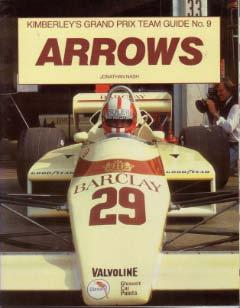 Kimberley�s Grand Prix Team Guide No.9 - Arrows