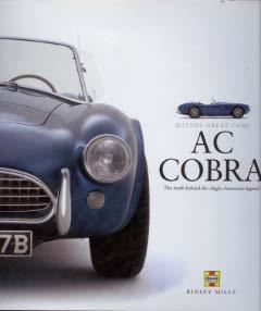 AC Cobra - The truth behind the Anglo-American legend
