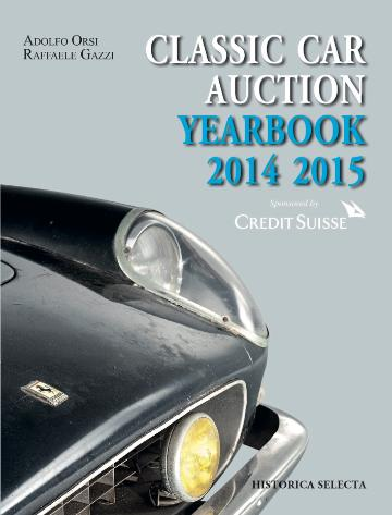 Classic Car Auction Yearbook 2014 - 2015