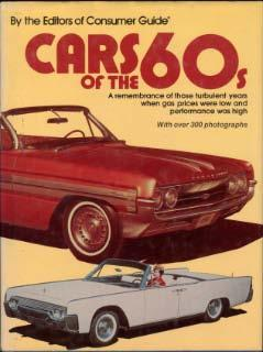 Cars of the 60s