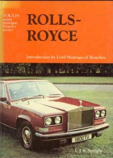 Rolls-Royce - Foulis mini marque history series
