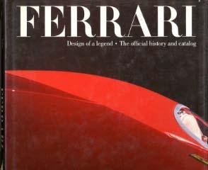 Ferrari - Design of a Legend