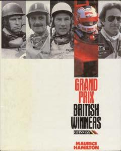 Grand Prix - British Winners