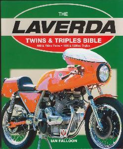 The Laverda Twins & Triples Bible