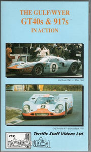 The Gulf / Wyer GT40s & 917s