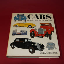 Laden Sie das Bild in den Galerie-Viewer, Cars of the Thirties and Forties