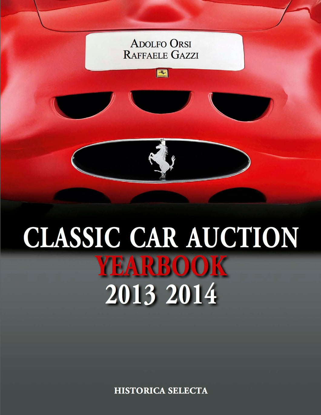 Classic Car Auction Yearbook 2013 - 2014